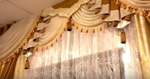как правильно подобрать шторы к обоям или к мебели