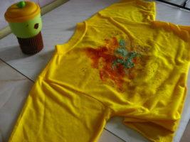 Как вывести пятна с одежды 1