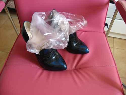 Как разносить туфли которые жмут и натирают