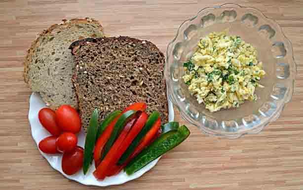 Третий день правильного питания для похудения