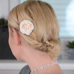 Причёски на короткие волосы в домашних условиях с фото пошагово
