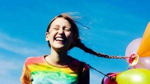 Хорошее настроение может передаваться другим людям