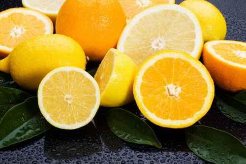 Сок лимона - средство от укусов комаров