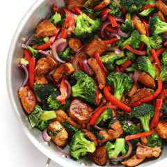 Что приготовить на ужин быстро и вкусно из простых продуктов с мясом