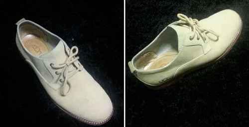Как убрать заломы на кожаной обуви 9