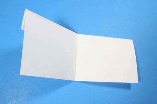 Как сделать из бумаги самолётик Шпион - Шаг 8.1