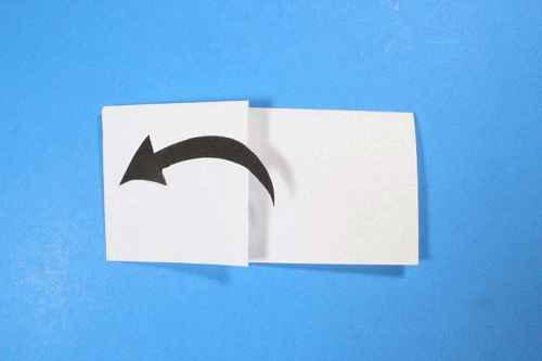 Как сделать из бумаги самолётик Шпион - Шаг 9.2