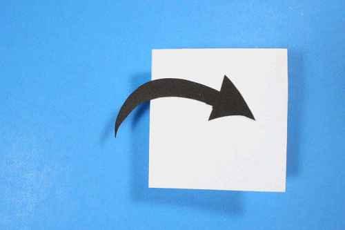 Как сделать из бумаги самолётик Шпион - Шаг 11.2