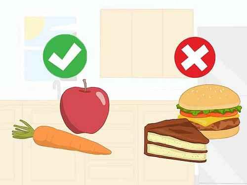 Сократите потребление фастфуда и кондитерских изделий в пользу свежих, цельных продуктов.