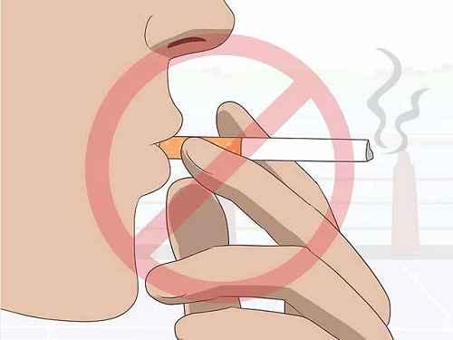 Что сделать чтобы убрать запах изо рта? Бросьте курить.