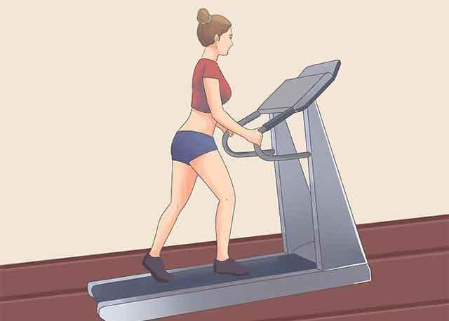 Упражнения чтобы похудеть на 7 кг за неделю - Используйте кардиотренажёры.