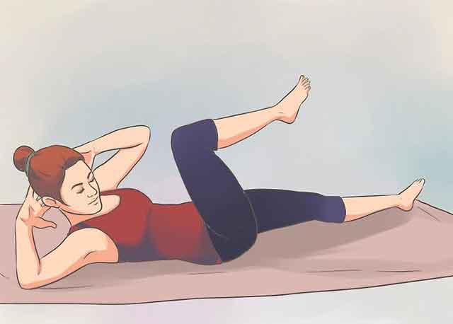"""Упражнения чтобы похудеть на 7 кг за неделю - Не просто выполняйте все вышеперечисленные пункты, а выполняйте из """"за двоих""""."""