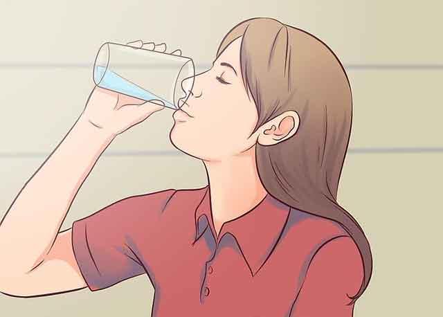 диета чтобы похудеть на 7 кг за неделю - Пейте только воду.