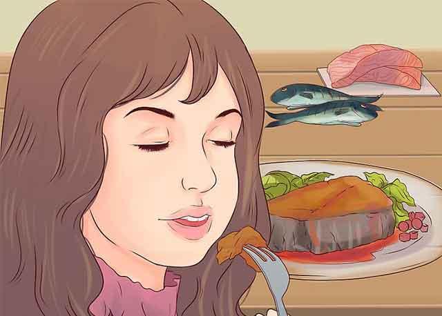 диета чтобы похудеть на 7 кг за неделю - Ешьте больше белка и меньше жирного.