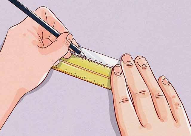Как узнать размер кольца на палец - Измерьте длину окружности.