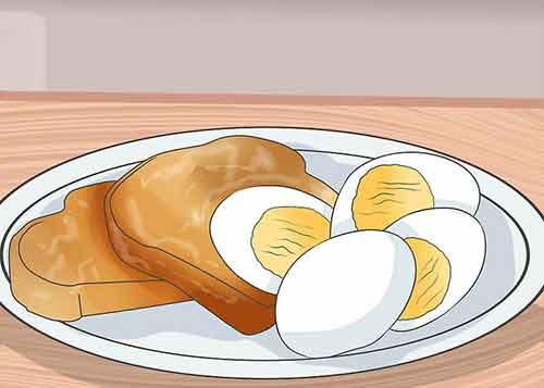 Как ускорить метаболизм и сбросить лишний вес - Ваш завтрак должен быть здоровым.