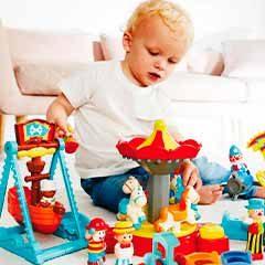 Что подарить ребенку мальчику на 2 года