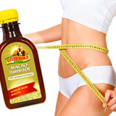 Масло льняное для похудения - как принимать