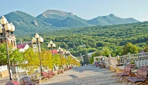 Санатории Кавказа