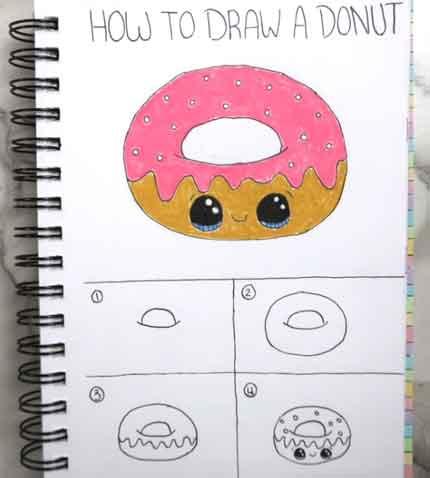 Что нарисовать в скетчбуке 3