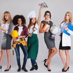 Профессии после 9 класса для девушек с хорошей зарплатой