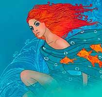 Какие знаки Зодиака подходят женщине-Рыбе в браке?