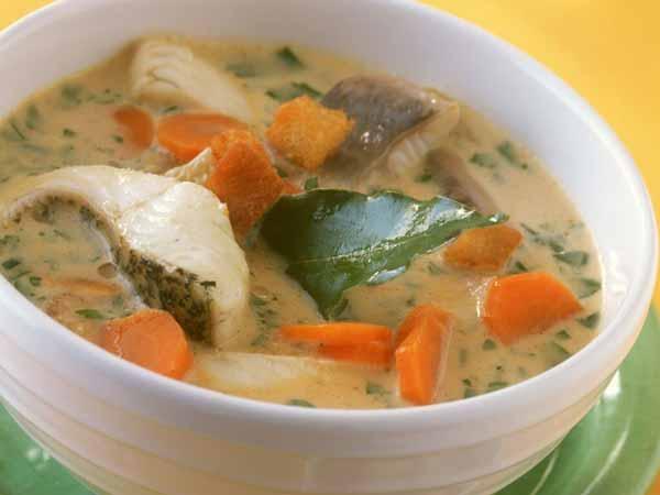 Рыбный ПП суп