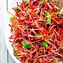 Щетка - салат для похудения, рецепт