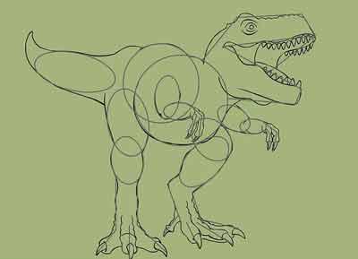 Тираннозавр Рекс 9