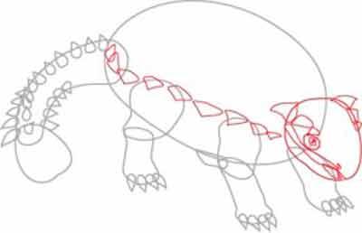 Анкилозавр 5