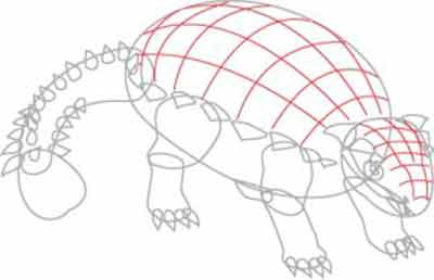 Анкилозавр 6