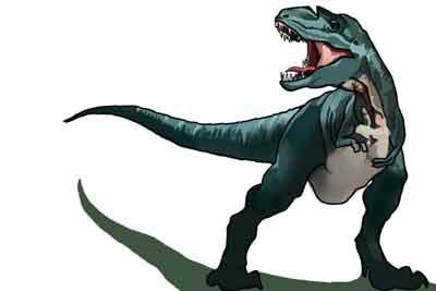 Горгозавр