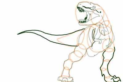 Горгозавр 8
