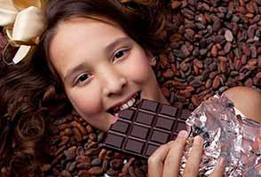 4 причины, чтобы кушать шоколад