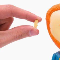 Эта фигурка Винсента Ван Гога продается в комплекте со съемными ушами