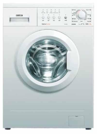 ATLANT 60У1081 B недорогая надежная стиральная машина