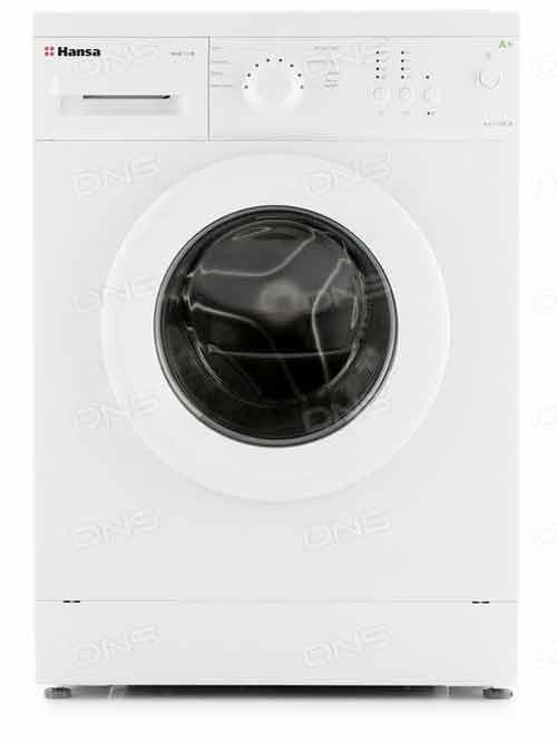 Hansa WHC 1038 недорогая надежная стиральная машина