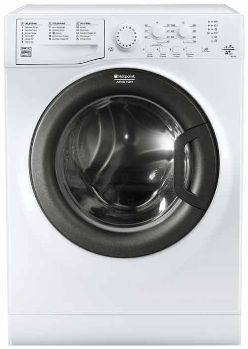 Hotpoint Ariston VMUF 501 B недорогая надежная стиральная машина