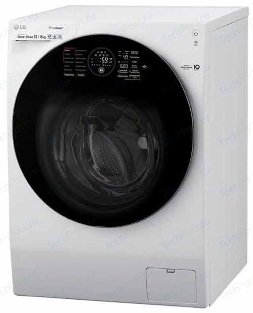 LG FH-6G1BCH2N самая надежная стиральная машина по соотношению цена - качество