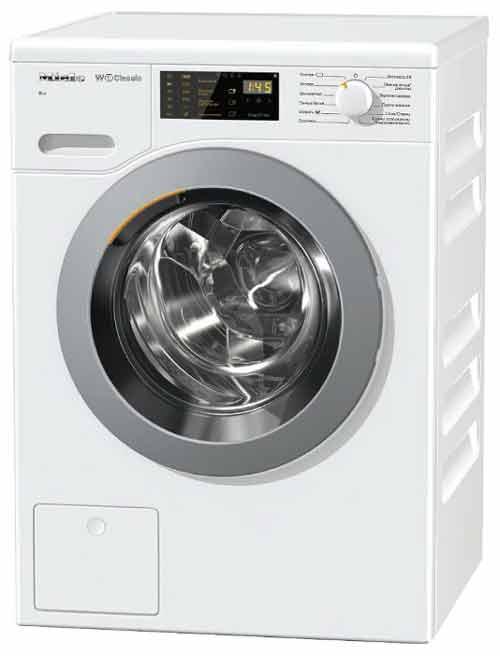 Miele WDB 020 W1 Classic стиральная машина приемиум класса