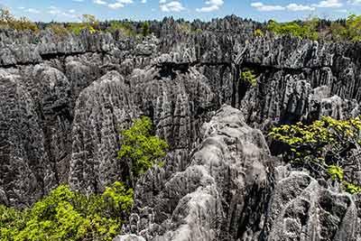 Цинги де Бемараха - национальный парк, расположенный на острове Мадагаскар.