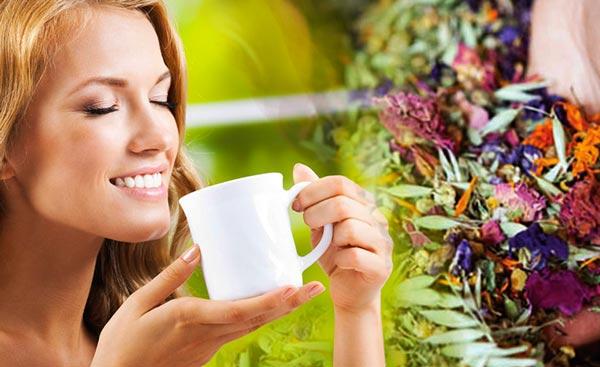 Заварите травяной чай