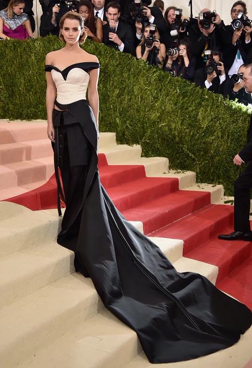 Платье Watson Met Gala