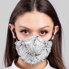 7 роскошных масок для лица за 100 долларов, которые носят как украшение