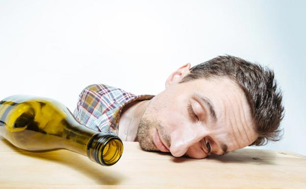Избегайте алкоголя перед сном