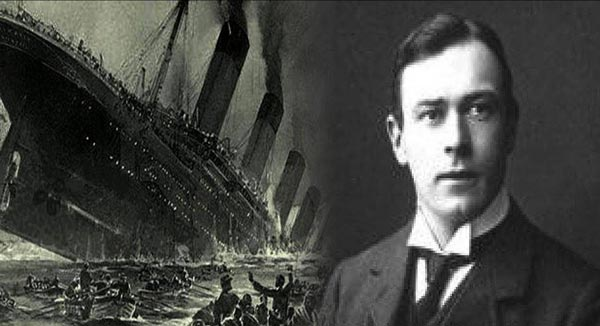 """Томас Эндрюс, архитектор """"Титаника"""""""
