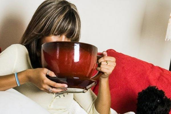 Не пейте слишком много кофеина