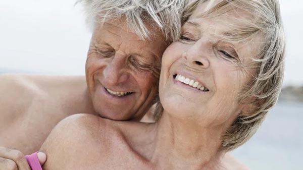 Ваше сексуальное влечение уменьшается с возрастом.