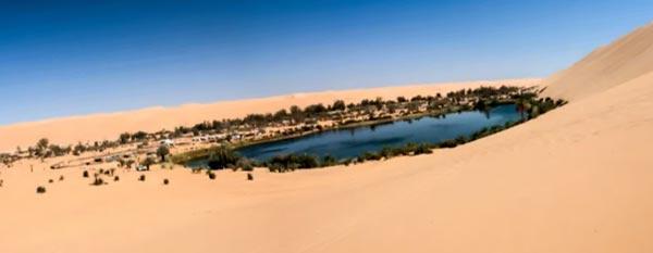 Самое горячее место на планете-это Ливия.