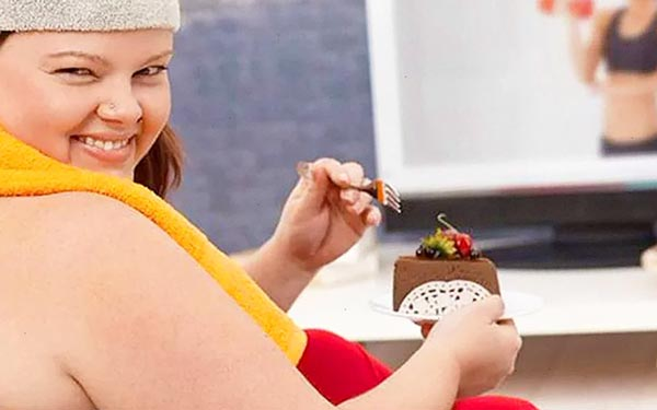 Миф: чем вы больше, тем менее здоровы.